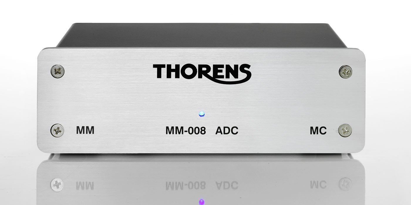 MM 008 ADC phono preamplifier