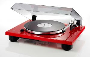 THORENS TD 206 | Red/Rot