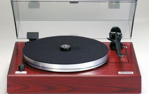 THORENS TD 350 | Ash red/Esche Rot